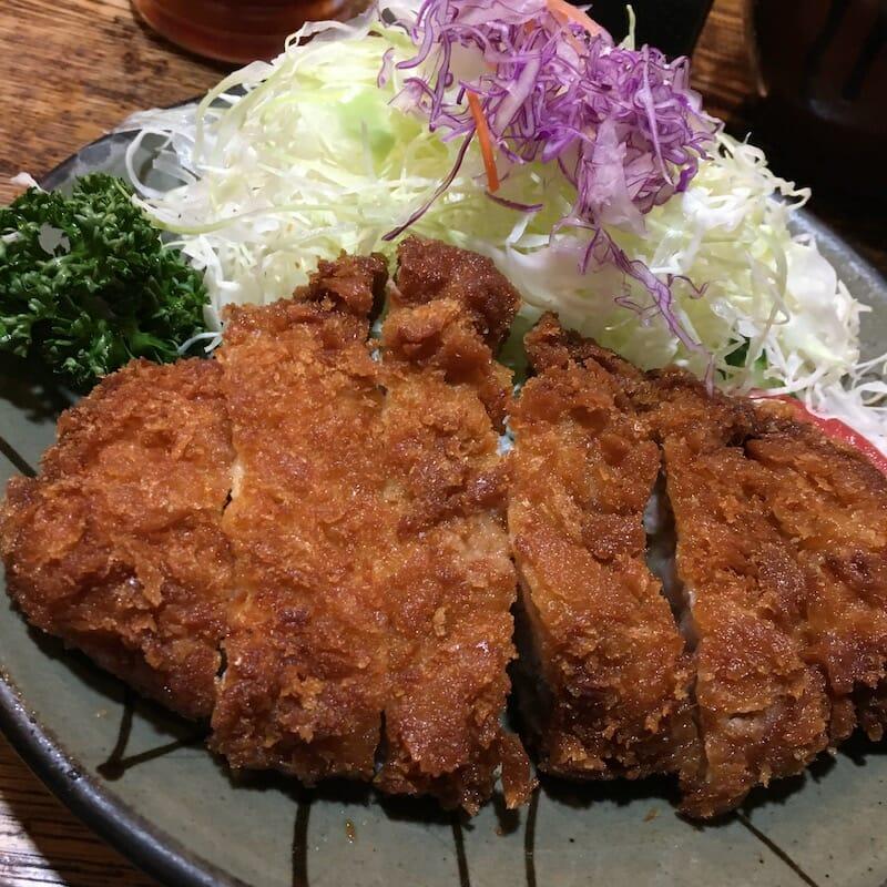 とんかつ 豚珍館 新宿 ランチ