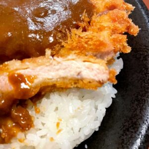 卯作 カツカレー